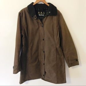 Barbour Womens Newmarket Wax Jacket